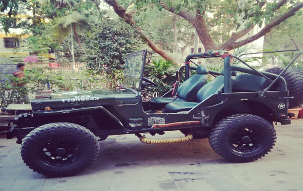 WILLY-VINTAGE-JEEP